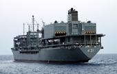 Tàu Hải quân Iran chìm gần Vịnh Oman sau khi gặp sự cố hỏa hoạn