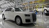 Nga bắt đầu sản xuất hàng loạt xe sang Aurus chạy bằng hydro, giá 5,6 tỉ đồng