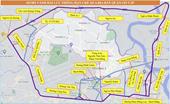 TP HCM hướng dẫn lộ trình lưu thông đường bộ không qua quận Gò Vấp