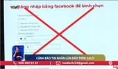 Cảnh báo tin nhắn lừa đảo trên Zalo
