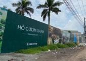 Xây dựng nhiều hạng mục dự án khu dân cư, biệt thự không phép, chủ đầu tư dự án Hồ Gươm Xanh bị xử phạt