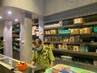 CLIP Thu giữ lô hàng thuốc lá điện tử không nguồn gốc, trị giá hơn 4 tỉ đồng