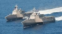"""Mỹ cho """"nghỉ hưu sớm 4 chiến hạm chỉ sau vài năm chạy """"rốt đa"""""""