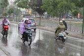 Miền Bắc hạ nhiệt, mưa dông nhiều nơi sau những ngày nắng gay gắt