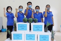 Tấm lòng người Kiểm sát giữa tâm dịch Bắc Giang
