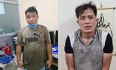 Hai đối tượng có nhiều tiền án cướp giật, bị bắt khi rao bán điện thoại trên mạng