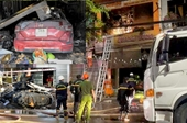 Vụ cháy khiến 4 người tử vong tại Quảng Ngãi Lời kể của nhân chứng