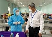 Hướng dẫn phòng, chống dịch khi có trường hợp mắc COVID-19 tại khu công nghiệp