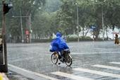 Miền Bắc nhiều nơi mưa rào, nguy cơ xảy ra lốc và sét
