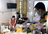 """Đại tá Đinh Văn Nơi chỉ đạo triệt phá đường dây lô đề """"khủng"""", giao dịch 50 tỉ đồng"""