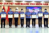 VKSND tỉnh Quảng Nam khen thưởng 24 tập thể và cá nhân có thành tích xuất sắc