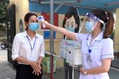 Hà Nội diễn tập phòng, chống dịch bệnh COVID-19 cho kỳ thi tuyển sinh vào lớp 10
