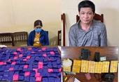 NÓNG Bắt cặp đôi cầm đầu đường dây ma tuý cực lớn ở Thanh Hoá