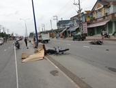 Về nhà trọ nghỉ trưa, nam công nhân tử nạn trên đường