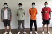 Lại phát hiện 4 người Trung Quốc nhập cảnh trái phép vào Việt Nam