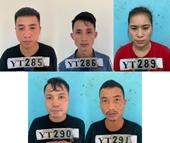 """Triệt phá 3 tụ điểm bán lẻ ma túy cho """"con nghiện"""" ở Nghệ An"""
