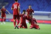 ĐT Việt Nam chiến thắng thuyết phục 4 - 0 trước ĐT Indonesia, giữ vững ngôi đầu bảng