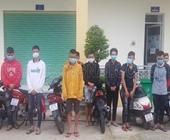 Cảnh sát vây bắt nhóm thanh niên tụ tập đua xe giữa mùa dịch COVID-19
