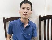 Vừa ra tù, mượn xe máy bạn gái lên Hà Nội cướp tài sản