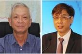Khởi tố, bắt tạm giam 2 cựu Chủ tịch UBND tỉnh Khánh Hoà