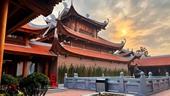 Kiến trúc chùa Việt cổ trong quần thể tâm linh bên vịnh Hạ Long