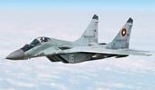 MiG-29 của Không quân Bulgaria rơi khi tập trận ở Biển Đen, phi công mất tích
