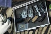 Bắt nhóm đối tượng tàng trữ 10kg ma túy và nhiều súng, lựu đạn