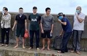 Phát hiện 9 đối tượng nhập cảnh trái phép từ Campuchia vào Việt Nam