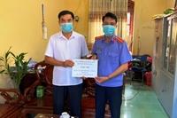 VKSND huyện Ninh Giang ủng hộ Quỹ vắc xin phòng, chống COVID-19