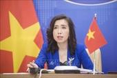 Việt Nam kiên quyết phản đối và yêu cầu Đài Loan hủy bỏ diễn tập trái phép ở đảo Ba Bình Trường Sa