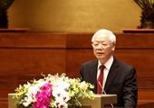Tổng Bí thư Nguyễn Phú Trọng Người có chức vụ càng cao, cương vị càng lớn càng phải nêu gương