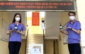 VKSND tỉnh Bình Dương tăng cường các biện pháp phòng chống dịch COVID-19
