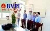 Truy tố nguyên Giám đốc và 11 cán bộ thuộc cấp Sở Y tế tỉnh Đắk Lắk