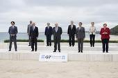 G7 cam kết tài trợ hơn 1 tỉ liều vắc xin giúp các quốc gia nghèo chống COVID-19