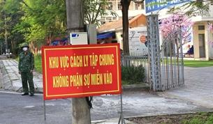 Chủ tịch UBND huyện Lục Ngạn bị phê bình vì để phát sinh 29 F0 trong khu cách ly