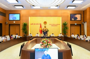 Uỷ ban Thường vụ Quốc hội họp bàn về nhiều vấn đề quan trọng