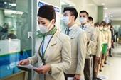 Hàng nghìn cán bộ nhân viên Bamboo Airways tiêm vắc xin phòng COVID-19