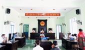 VKSND huyện Đak Pơ phối hợp tổ chức phiên tòa rút kinh nghiệm, số hóa hồ sơ
