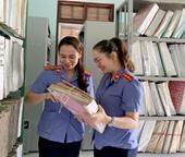 Nâng cao chất lượng công tác lưu trữ tại VKSND thị xã An Khê