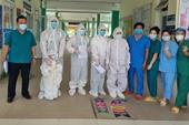 Cụ bà 81 tuổi mắc COVID-19 tại Đà Nẵng được công bố khỏi bệnh