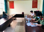 Triệu tập người phụ nữ đăng tin sai sự thật về dịch bệnh COVID-19 ở Nghệ An