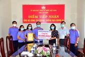VKSND tỉnh Tây Ninh chung tay phòng, chống dịch COVID-19