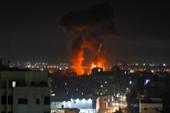 Israel tái không kích Gaza, lệnh ngừng bắn nguy cơ đổ vỡ