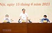 Cần sớm ban hành Quy chế tổ chức công tác báo chí đưa tin về hoạt động của Quốc hội