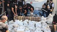 Cảnh sát Thổ Nhĩ Kỳ thu giữ lượng cocaine kỉ lục
