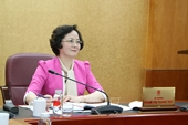 Bộ Nội vụ 4 ứng viên thi tuyển chức danh Vụ trưởng Vụ Tổng hợp