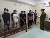 Khởi tố thêm 15 đối tượng trong vụ chém nhầm người tại Cung thể thao Tiên Sơn