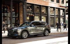 Mazda CX-8 Đa dạng phiên bản phù hợp với mọi nhu cầu