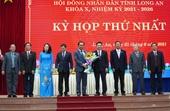 Kiện toàn nhân sự lãnh đạo tỉnh Long An nhiệm kỳ 2021-2026