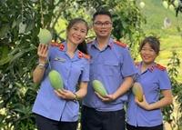 Tuổi trẻ VKSND tỉnh Sơn La phối hợp tổ chức Chương trình kết nối nông sản, chia sẻ yêu thương
